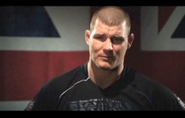 Michael Bisping TUF 9 Team UK Coach