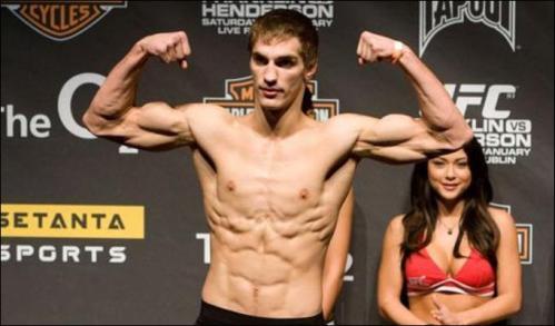 John Hathaway - ZT's rising UFC star