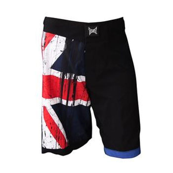 Team UK Shorts (Black) by TapouT