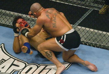 Freeman vs Mir UFC 38 - Freeman stopped Mir in the 1st rd