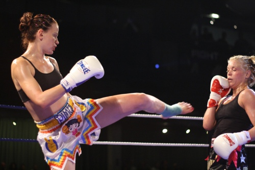 Sheree Halliday vs Sarah MCarthy - Rumble at the Reebok
