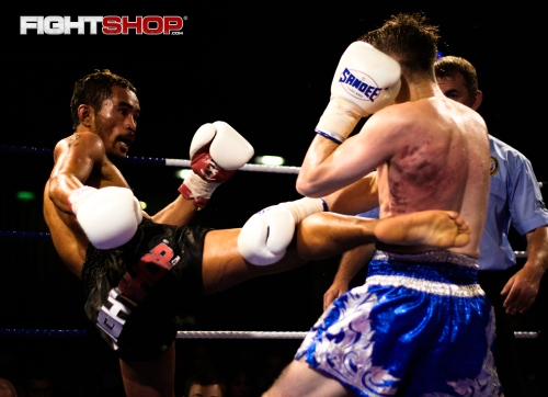 Damien Trainor vs Tawatchai Budasdee - Highly Anticipated Rematch