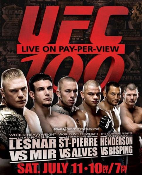 UFC 100
