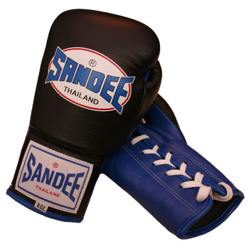 Rumble At The Reebok - Custom Sandee Gloves