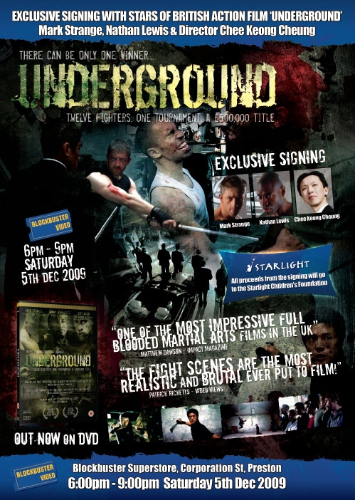 Underground The Movie